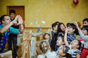 детский праздник Ростов