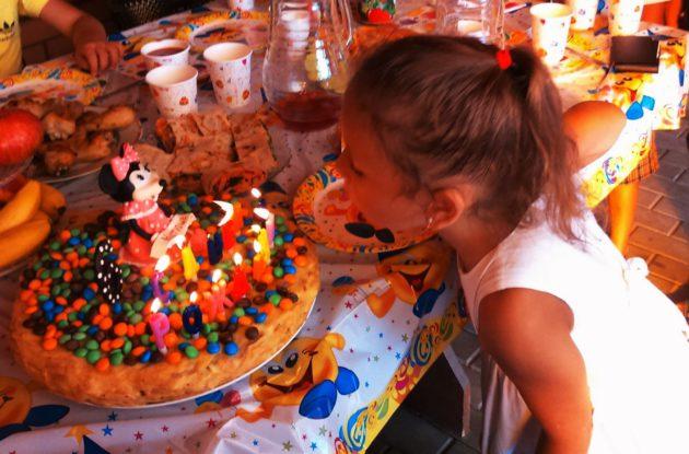детский день рождения аксай
