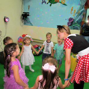 детский праздник новочеркасск